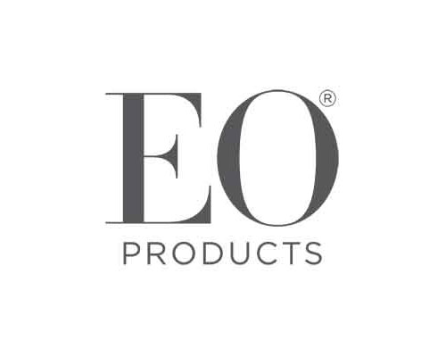 EO Products logo (dark grey text)