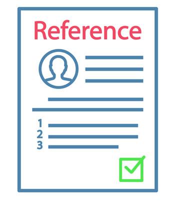 QA Resume References